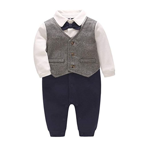 Baby Boys Romper Suits One Piece Outfits Jumpsuit from Vine
