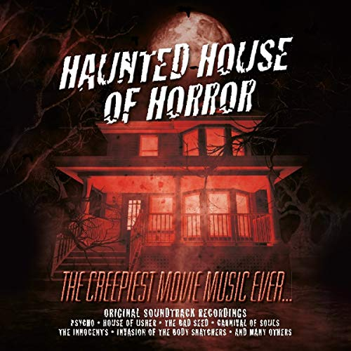 Haunted House of Horror/Creepiest Movie Music Ever [LP Vinyl] from Vinyl Passion