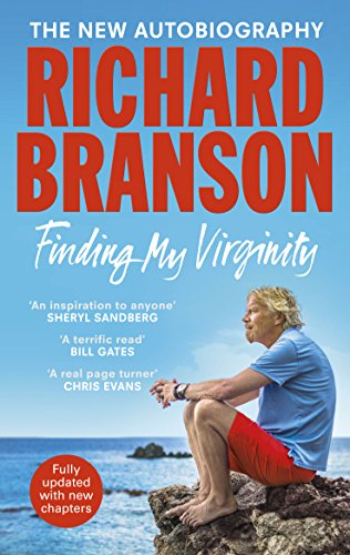 Finding My Virginity: The New Autobiography from Virgin Books
