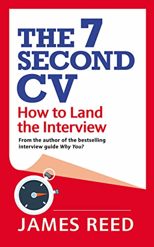 The 7 Second CV: How to Land the Interview from Virgin Books