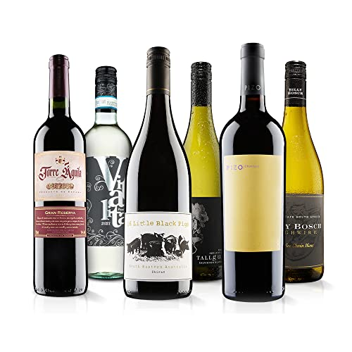 Virgin Wines Top Selling Cust Favourites Mix - (Case Of 6) from Virgin Wines