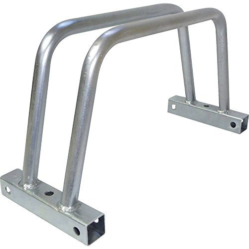 Viso VELO1 1-Place Bicycle Rack with Fixing from Viso