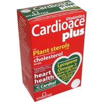 Cardioace Plus Capsules 60 from Vitabiotics