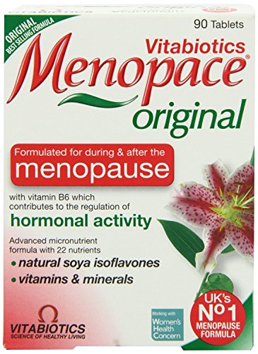 Vitabiotics - Menopace - 90 Tabs from Vitabiotics