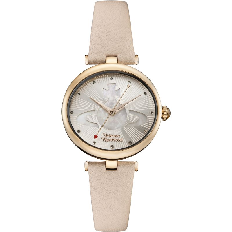 Vivienne Westwood Ladies Belgravia Watch VV184LPKPK from Vivienne Westwood