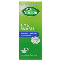 Vizulize Eye Wash + Bath 300ml from Vizulize