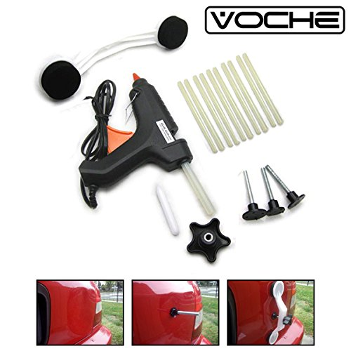 Voche® Car Auto Body Dent Puller Repair Kit Ding Removal Tool inc 10 glue sticks from Voche