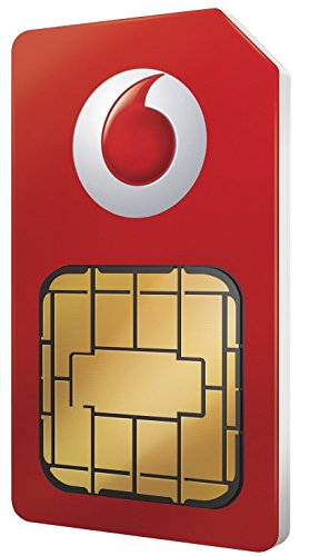 Vodafone 4G Multi SIM Card Superfast Pay As You Go For iPhone 4, 4S, 5, 5C, 5S, 6, 6S, 6+, Galaxy S2, S3, S4, S5, S6, S6-Edge, Ipad 2/3/4/5/Air/Air2/Air5 & Galaxy Notes 3/4/5 - UNLIMITED CALLS, TEXTS & DATA - > MOBILES DIRECTS COMMUNICATIONS LTD from Vodafone