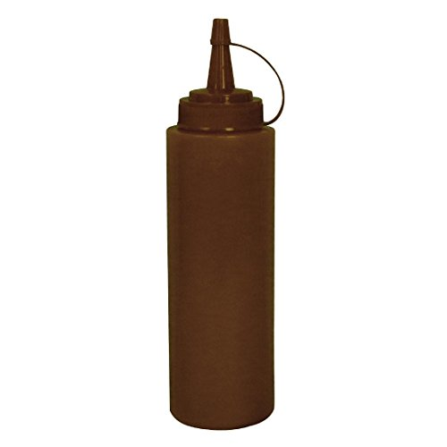 Vogue W835 Squeeze Sauce Bottle, 35 oz., Brown from Vogue