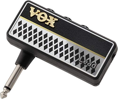 VOX amPlug2 lead AP2-LD Guitar Headphone Amplifier - Lead from Vox