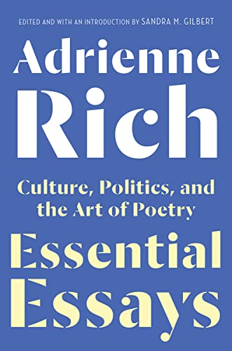 Essential Essays: Culture, Politics, and the Art of Poetry from W. W. Norton & Company