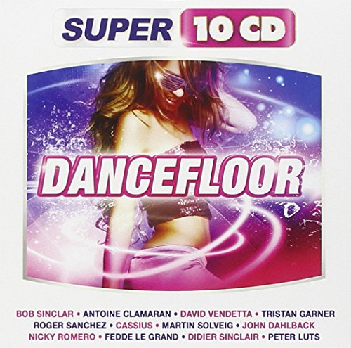 Dancefloor - Super 10cd from WAGRAM