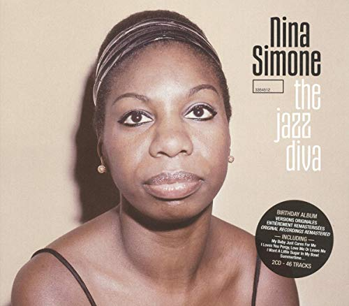 NINA SIMONE - THE JAZZ DIVA from WAGRAM