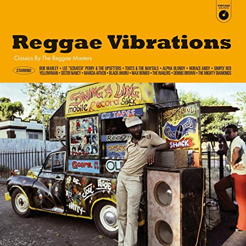 REGGAE VIBRATIONS [VINYL] from WAGRAM