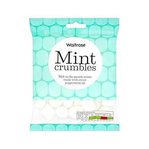 Mint Crumbles Waitrose 225g - Pack of 4 from WAITROSE