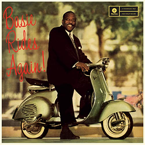 Basie Rides Again! [VINYL] from WAX TIME RECORDS