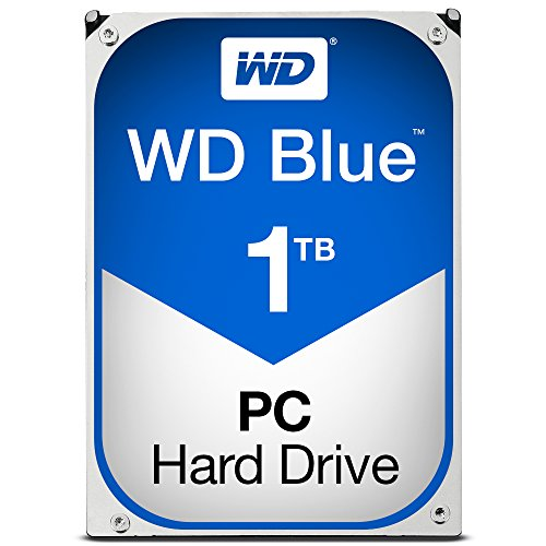 WD WD10EZRZ Blue 1 TB 3.5-Inch Hard Disk Drive from WD