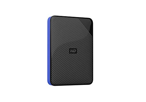 WD WDBDFF0020BBK-WESN 2TB Gaming Drive - Black from WD