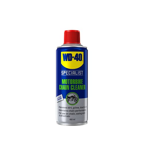 WD-40 400ml Specialist Motorbike Chain Cleaner from WD40D