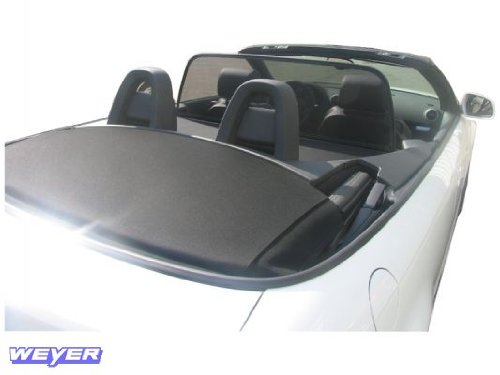 WEYER 1122 Wind Deflector Audi A3 8P from 2008 Onwards from WEYER
