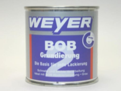 WEYER 13100 BOB 100 ml-Optimal Primer for Any paintjob from WEYER