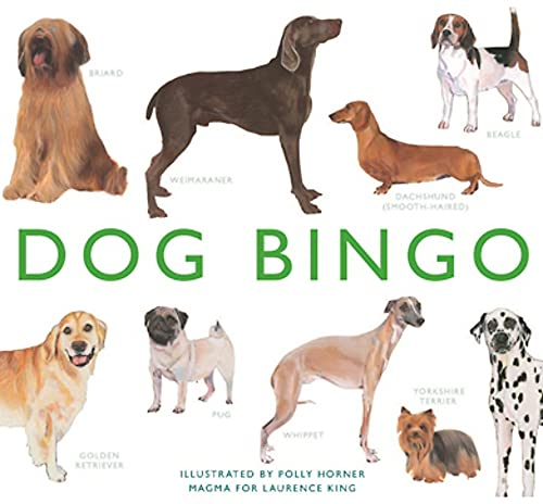 Dog Bingo (Magma for Laurence King) from Laurence