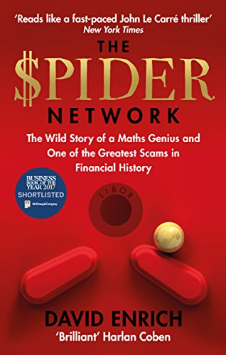 The Spider Network: The Wild Story of a Maths Genius and One of the Greatest Scams in Financial History from WH Allen