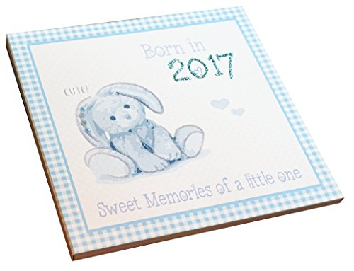 "White Cotton Cards""Blue Bunny"" Notepad from WHITE COTTON CARDS"