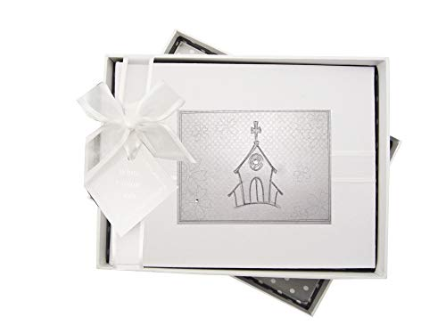White Cotton Cards Church Design Photo Album from WHITE COTTON CARDS