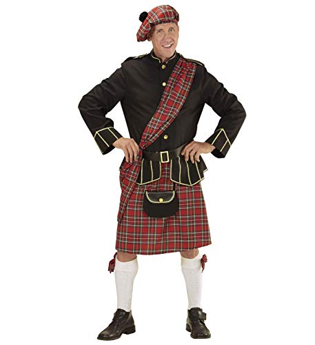 WIDMANN wdm59232 Scottish Costume – Multicoloured, Medium from WIDMANN