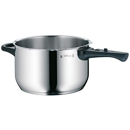 WMF Perfect Pressure Cooker Base 4.5L without Lid Ø 22 cm Made in Germany Inside Scale Cromargan® Stainless Steel Suitable for Induction Hobs from WMF