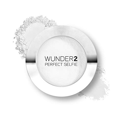 WUNDER2 PERFECT SELFIE HD Photo Finishing Powder - Translucent Setting Powder Makeup from WUNDER2
