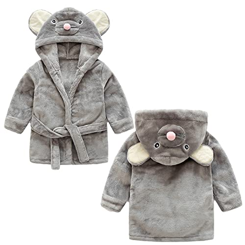 Wanshop/® Baby Rompers Boys Girls Long Sleeve Sleepsuit Infant Winter Jumpsuit Outfits with Hat Set for 0-12 Months