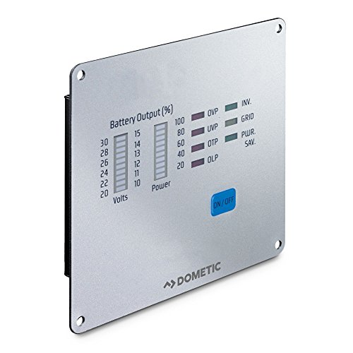 Dometic Remote MCR-7 Pure Inverter control Panel from Dometic
