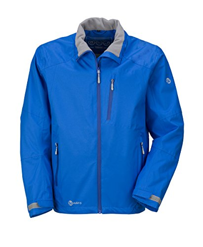Wafo Men's Malmo Functional Jacket, Royal Blue, Large from Wafo