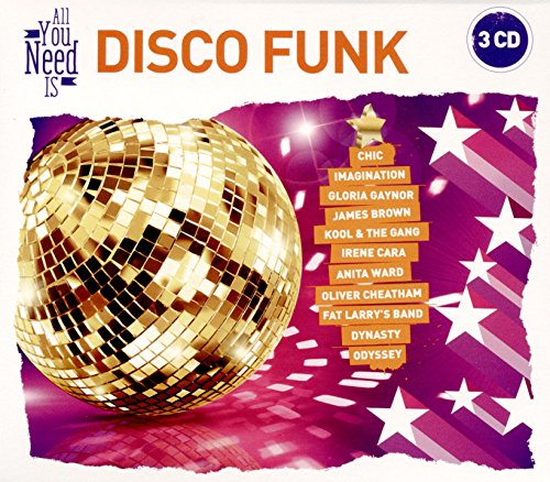 All You Need Is: Disco Funk / Various from Wagram