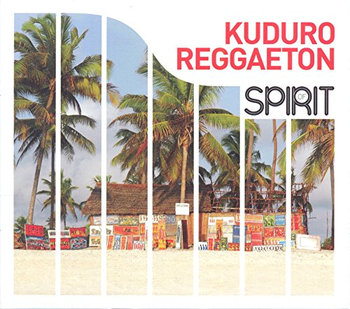 Various [Wagram Music] - Spirit of Kuduro Reggaeton (4 CD) from Wagram