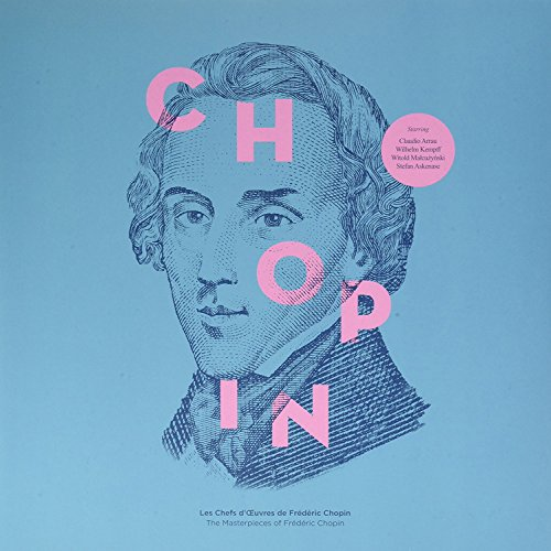 THE MASTERPIECES OF FRDRIC CHOPIN [VINYL] from WAGRAM