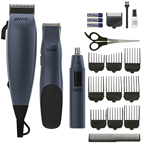 Wahl Grooming Contains Clipper/Trimmer/Ear and Nose Trimmer Gift Set from Wahl
