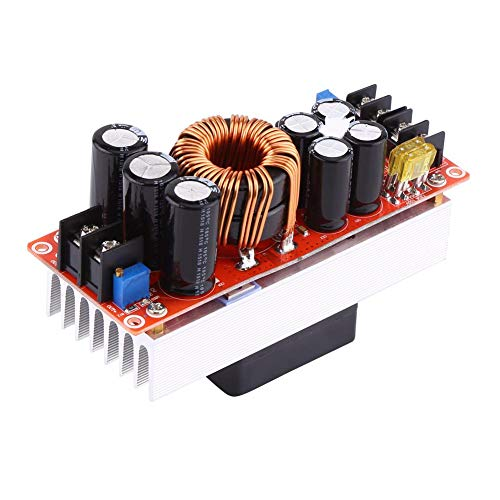 1500W 30A DC-DC Constant Current Boost Converter Step-up Power Supply Module 10-60V to 12-90V from Walfront