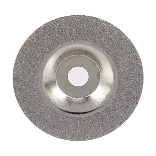 4 inch Glass Diamond Coated Grinding Wheel Round Shaped Grinder for Angle Cutting Disc 100x16x1mm from Walfront
