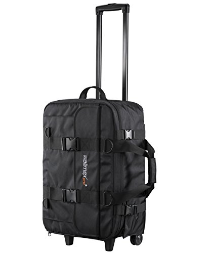 Walimex Pro Studio Bag/Trolley for Camera - Black from Walimex Pro