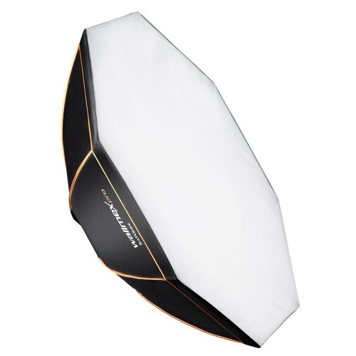 walimex pro Ø150 Broncolor Octagon Softbox - Orange Line from Walimex Pro