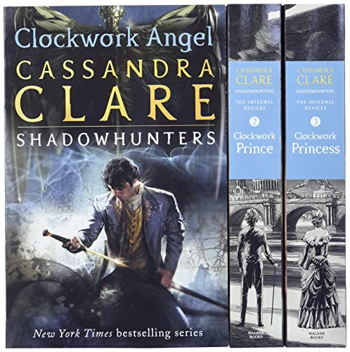 Infernal Devices Boxset from Walker Books