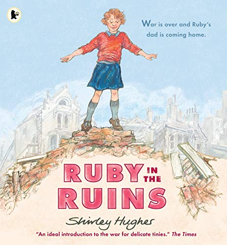Ruby in the Ruins from Walker Books