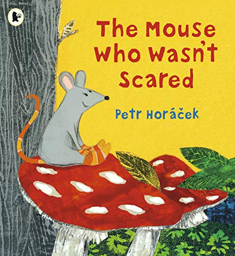 The Mouse Who Wasn't Scared from Walker Books