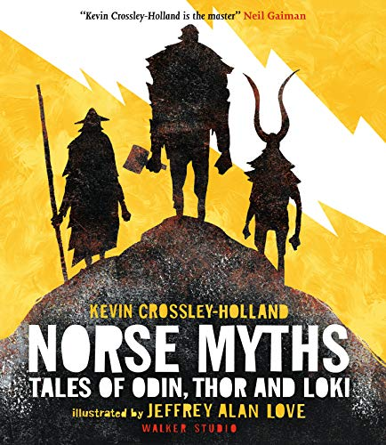Norse Myths: Tales of Odin, Thor and Loki (Walker Studio) from Walker Studio