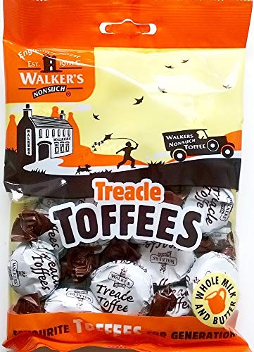 Walkers Treacle Toffee - 6 x 150gm from Walkers