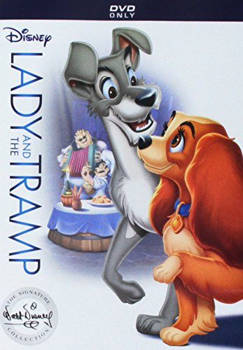 Lady And The Tramp from Walt Disney Studios Home Entertainment