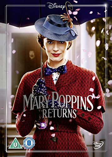 Disney's Mary Poppins Returns [DVD] [2018] from Walt Disney